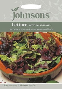 Lettuce Mixed Salad Leaves - 25% extra FREE