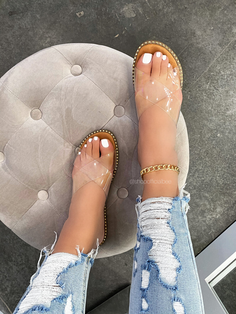 Lauren Sandal - Clear