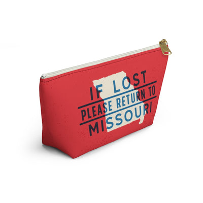If Lost Return to Missouri Accessory Bag