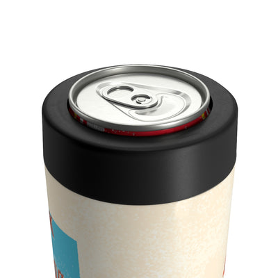 Drink Like A Nutmegger Can Cooler