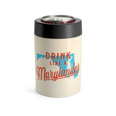 Drink Like A Marylander Can Cooler