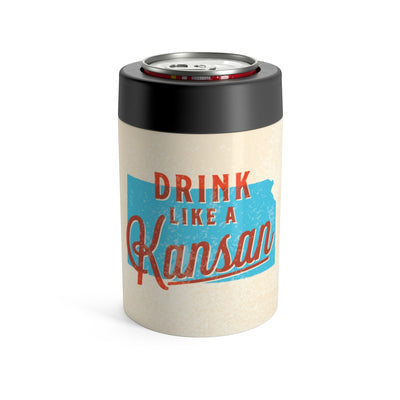Drink Like A Kansan Can Cooler