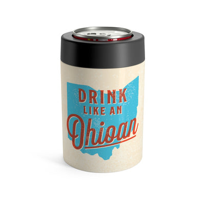 Drink Like An Ohioan Can Cooler