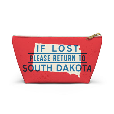 If Lost Return to South Dakota Accessory Bag