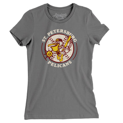 St. Petersburg Pelicans Baseball Women's T-Shirt