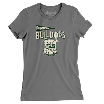 Philadelphia Bulldogs Football Women's T-Shirt