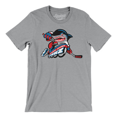 Long Island Jawz Roller Hockey Men/Unisex T-Shirt