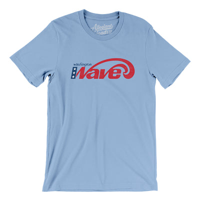 Washington Wave Lacrosse Men/Unisex T-Shirt