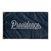Providence Rhode Island Wall Flag (Blue &Grey)-Allegiant Goods Co.