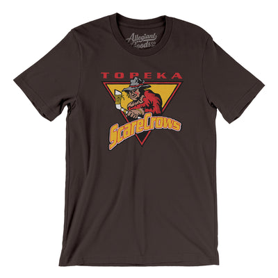 Topeka Scarecrows Hockey Men/Unisex T-Shirt