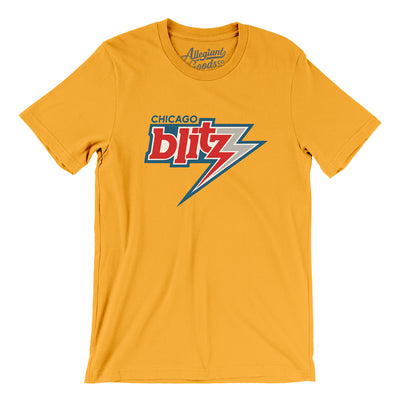 Chicago Blitz Football Men/Unisex T-Shirt