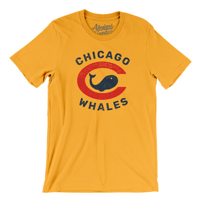 Chicago Whales Baseball Men/Unisex T-Shirt