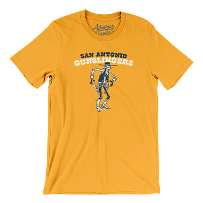 San Antonio Gunslingers Football Men/Unisex T-Shirt