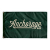 Anchorage Alaska Wall Flag-Allegiant Goods Co.