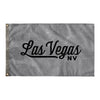 Las Vegas Nevada Wall Flag (Grey & Black)-Allegiant Goods Co.