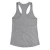 Montana Home State Map Women's Racerback Tank-Allegiant Goods Co.