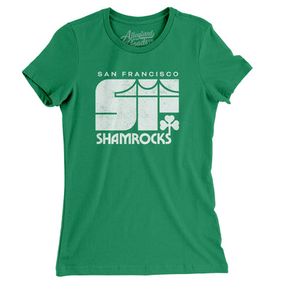 San Francisco Shamrocks Hockey Women's T-Shirt