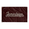 Jamestown New York Wall Flag