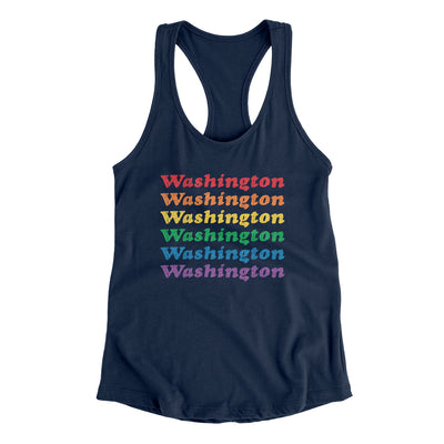 Washington Pride Women's Racerback Tank