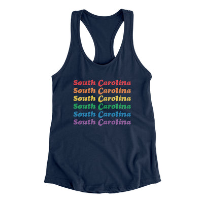 South Carolina Pride Women's Racerback Tank