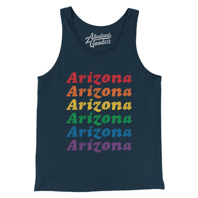 Arizona Pride Men/Unisex Tank Top