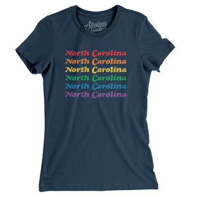 North Carolina Pride Women's T-Shirt