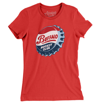 Buffalo Bison Hockey Women's T-Shirt