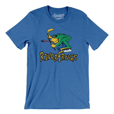 Louisville RiverFrogs Hockey Men/Unisex T-Shirt