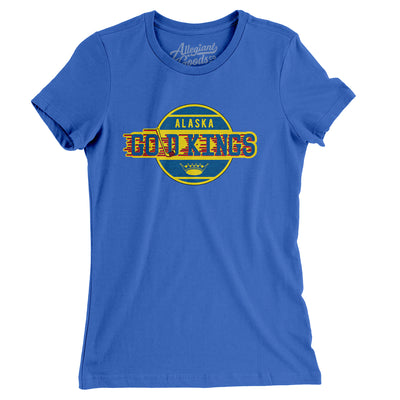 Alaska Gold Kings Hockey Women's T-Shirt