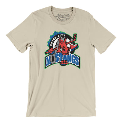 Motor City Mustangs Roller Hockey Men/Unisex T-Shirt