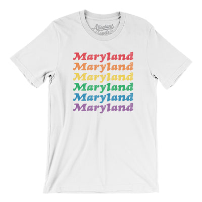 Maryland Pride Men/Unisex T-Shirt