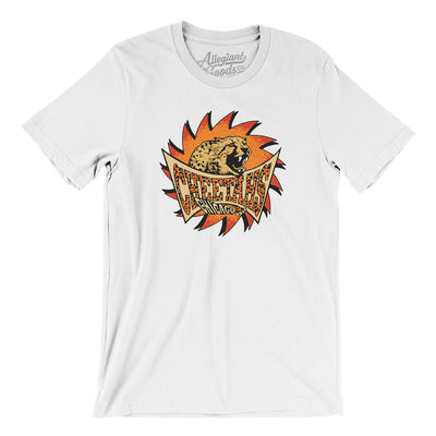 Chicago Cheetahs Roller Hockey Men/Unisex T-Shirt