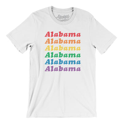 Alabama Pride Men/Unisex T-Shirt