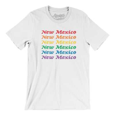 New Mexico Pride Men/Unisex T-Shirt