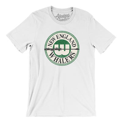 New England Whalers Hockey Men/Unisex T-Shirt