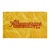 Albuquerque New Mexico Wall Flag-Allegiant Goods Co.