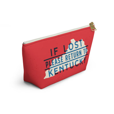 If Lost Return to Kentucky Accessory Bag