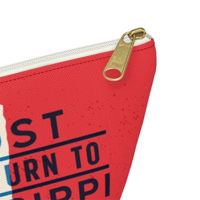 If Lost Return to Mississippi Accessory Bag