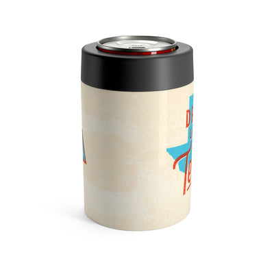 Drink Like A Texan Can Cooler