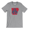 Arkansas Home State Map Men/Unisex T-Shirt-Allegiant Goods Co.