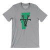 Vermont Home State Map Men/Unisex T-Shirt-Allegiant Goods Co.