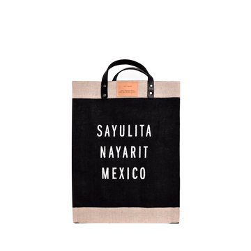 Sayulita Apolis Market Bag