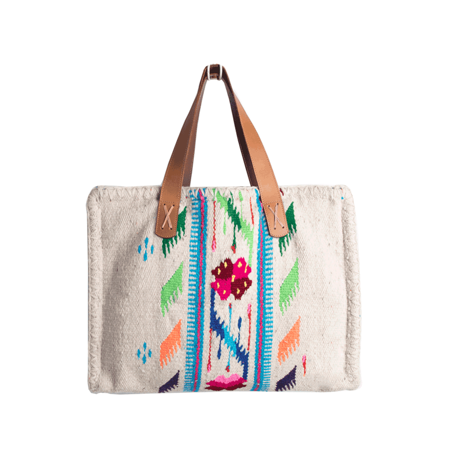 Sarape Bag Baby Blue Carmen
