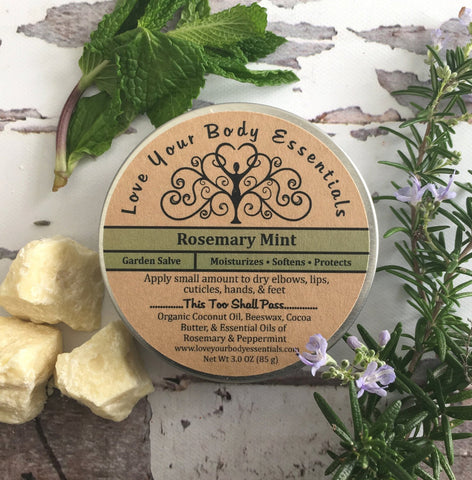 Rosemary Mint Miracle Salve