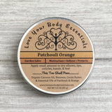 Patchouli Orange Miracle Salve
