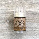 Frankincense & Myrrh Lotion Stick