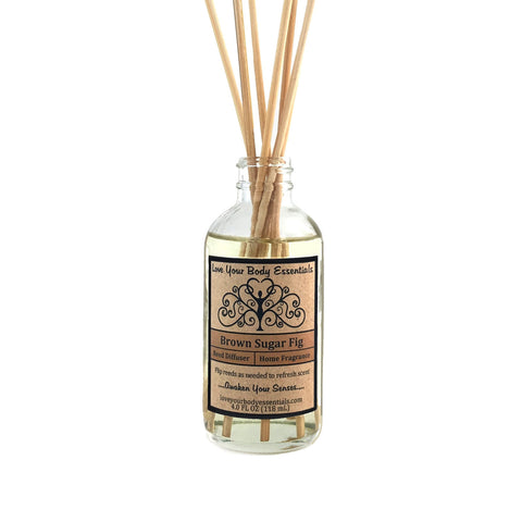 Brown Sugar Fig Reed Diffuser