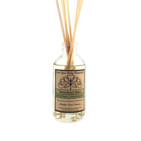 Rosemary Mint Reed Diffuser