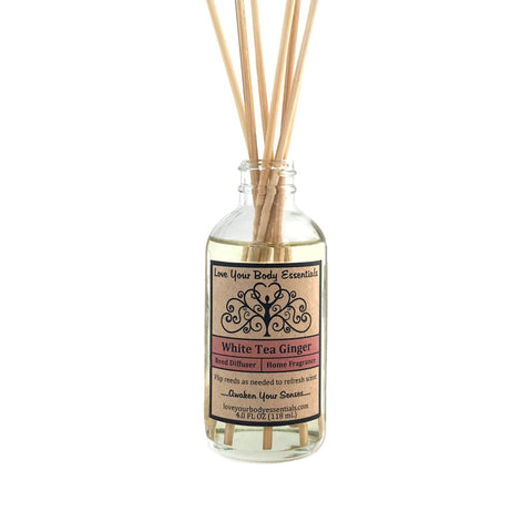 White Tea Ginger Reed Diffuser