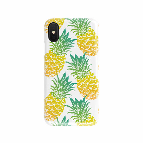 Pineapple Island Phone Case